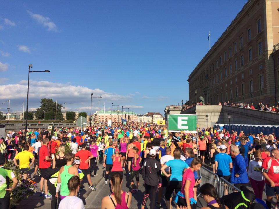 slottet halvmarathon